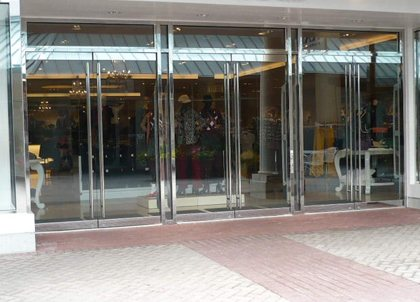 Commercial Glass Storefront Storefront Repair Dc Va Md