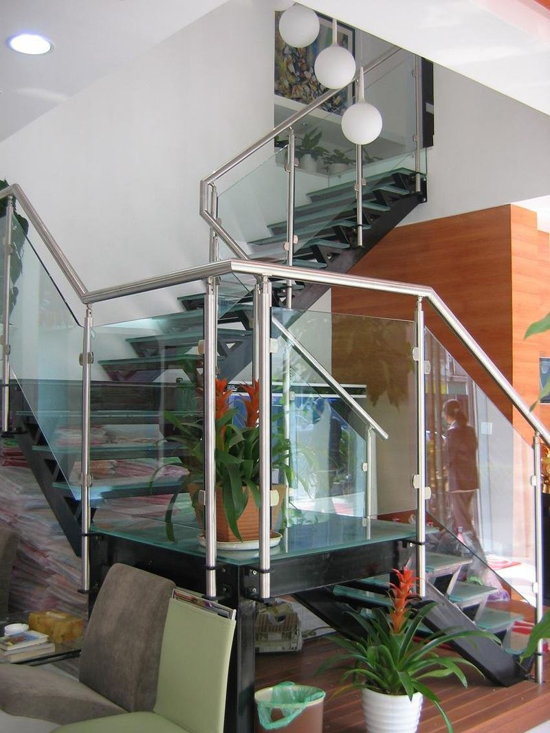 Glass Railing Systems Topless Glass Railings Falcon Railing