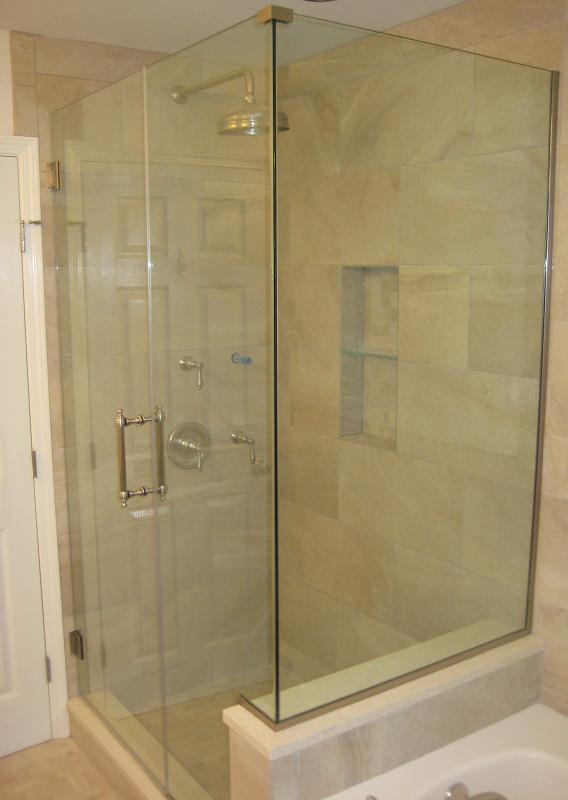 Custom Glass Shower Doors Enclosures Dc Va Md